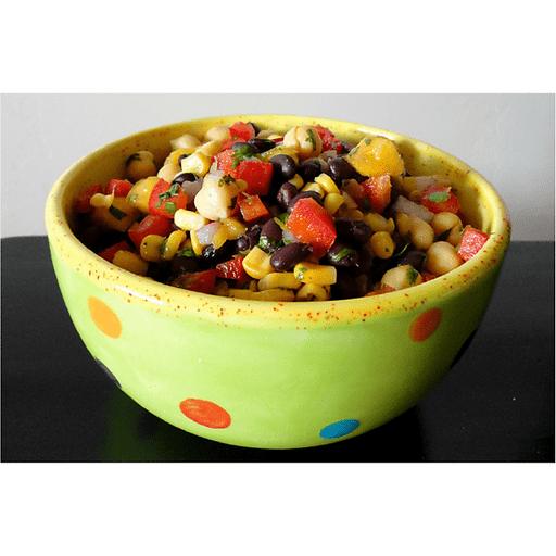 Black Bean & Mango Salad with Cilantro Lime Vinaigrette