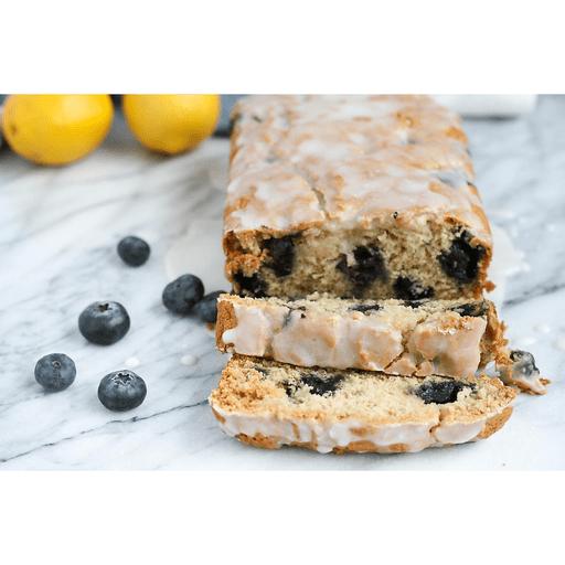 Blueberry Lemon Beer Bread