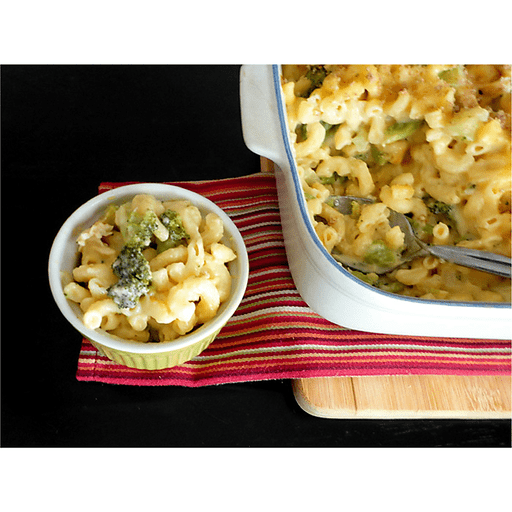 Cheesy Broccoli Chicken Mac