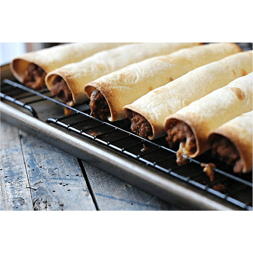 Chicken & Bean Taquitos