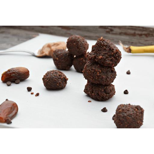 Chocolate Brownie Energy Bites