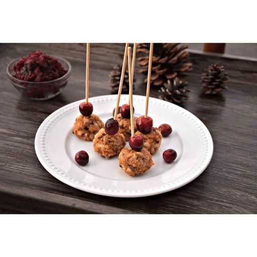 Cranberry Cheddar Meatballs