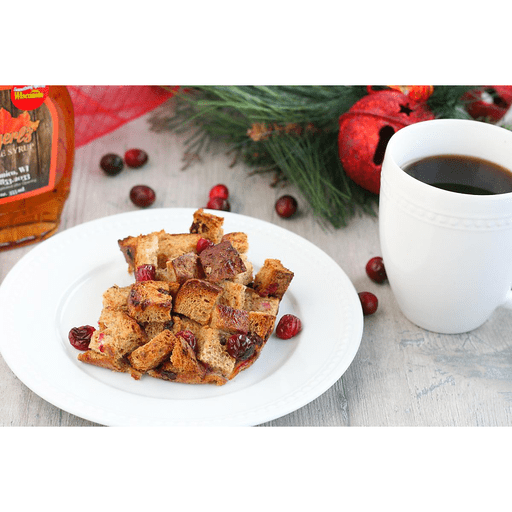 Cranberry Orange French Toast Bake