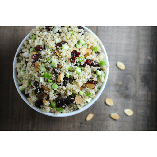 Cranberry-Almond Quinoa Pilaf