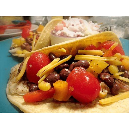 Fiesta Fish Tacos