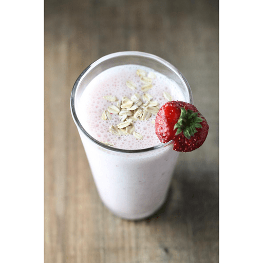 Fruit and Overnight Oatmeal Smoothie