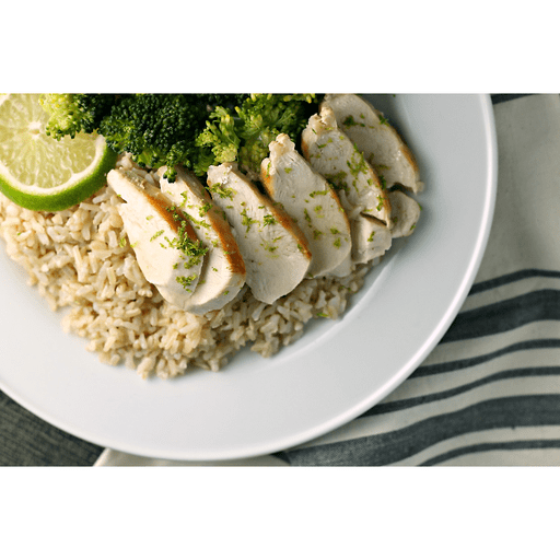 Lime Chicken & Rice