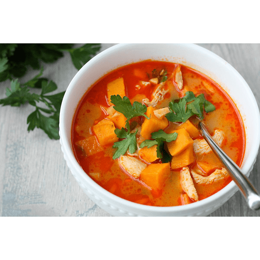 Red Thai Curry Soup