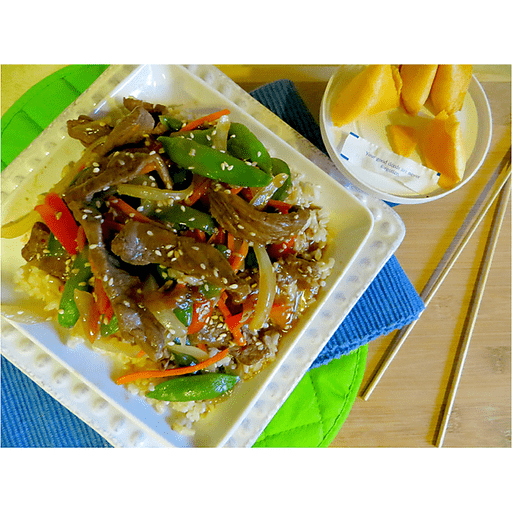 Savory Steak Stir Fry