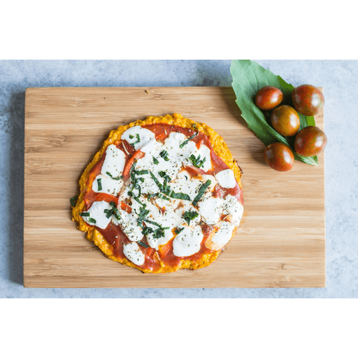 Two-Ingredient Pizza Crust
