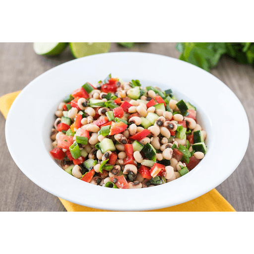 West African Black Eyed Pea Salad