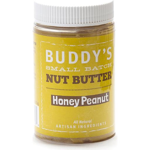 Buddys Nut Butter, Small Batch, Honey Peanut