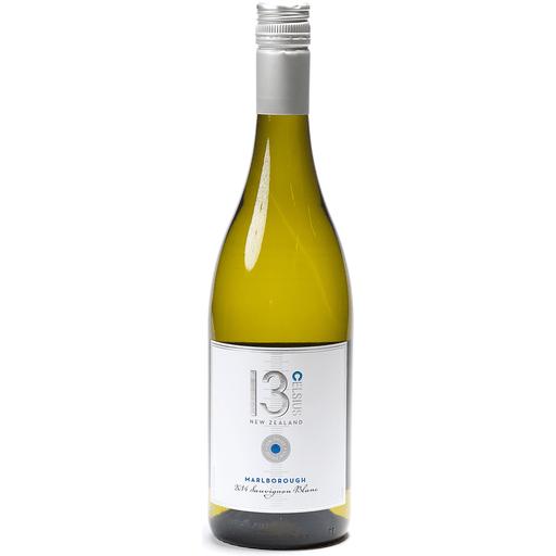 13 Celsius Sauvignon Blanc, Marlborough, New Zealand, 2016