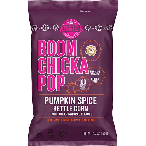 Angies Boomchickapop - Pumpkin Spice