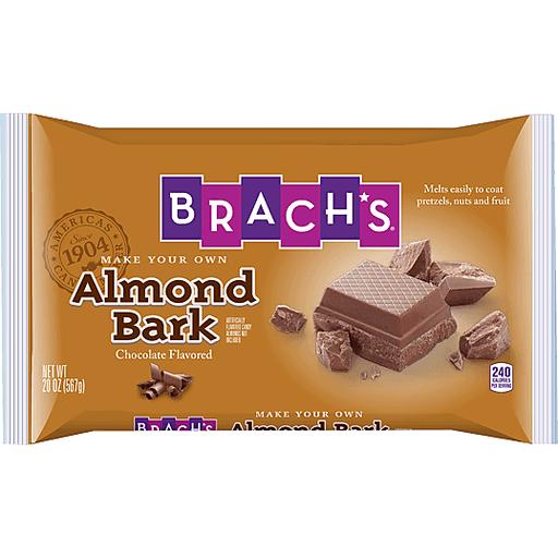 Brachs Chocolate Almond Bark