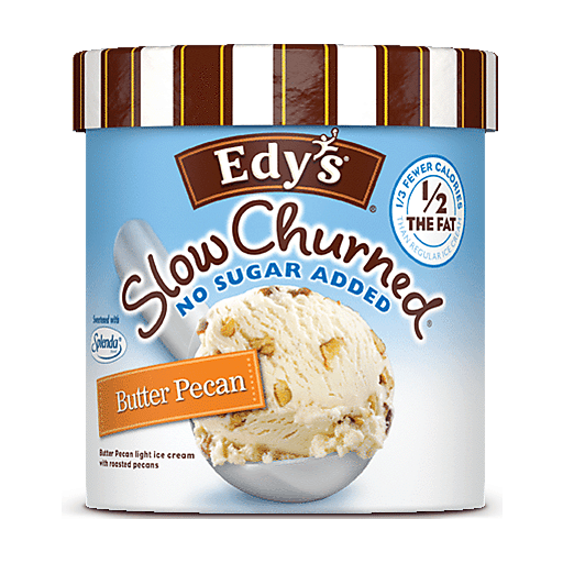 Edy's Slow Churned Butter Pecan No