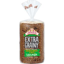 Arnold Extra Grainy Bread Cracked Wheat & Oats