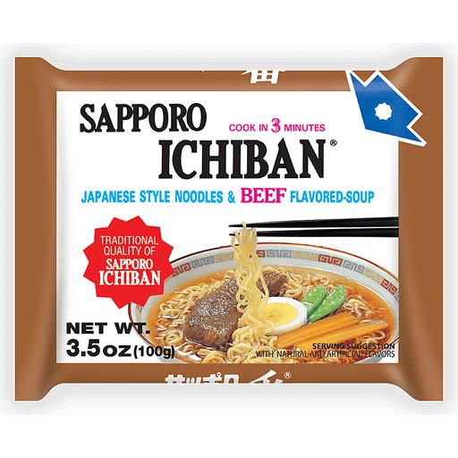Sapporo Ichiban Ramen - Beef