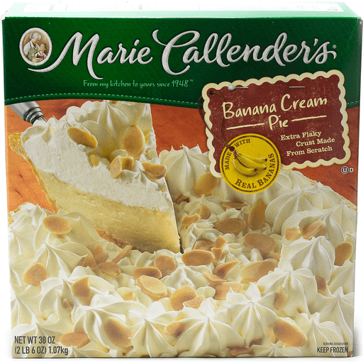 Marie Callender's Banana Cream Pie
