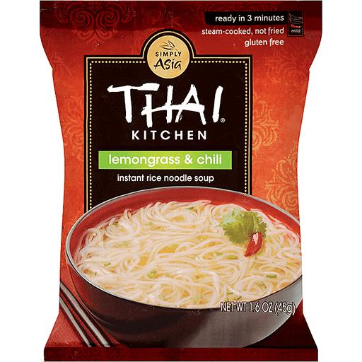 Thai Kitchen Lemon Grass Chili Instant Noodles