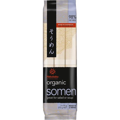 Hakubaku Organic Somen Noodles