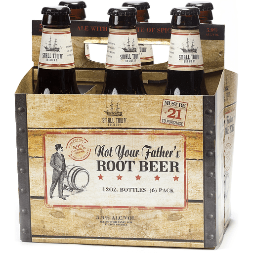 Not Your Fathers Beer, Root Beer