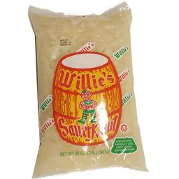 Willies Sauerkraut | Fulton