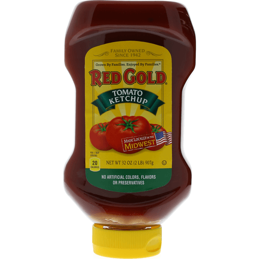 Red Gold Ketchup, Tomato
