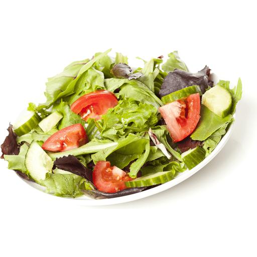 Mini Tossed Salad Freshly Made Deli Salads Riesbeck