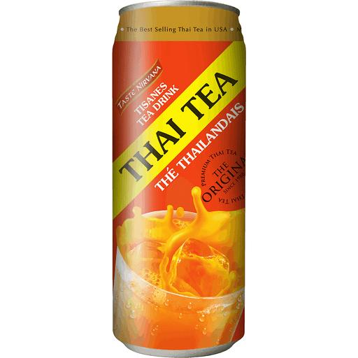 Taste Nirvana Thai Tea W/Cream - Can