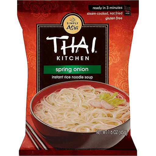 Thai Kitchen Instant Rice Noodles-Onion