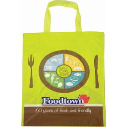 0dc874a74b3 Foodtown Eat Well Reusable Bag