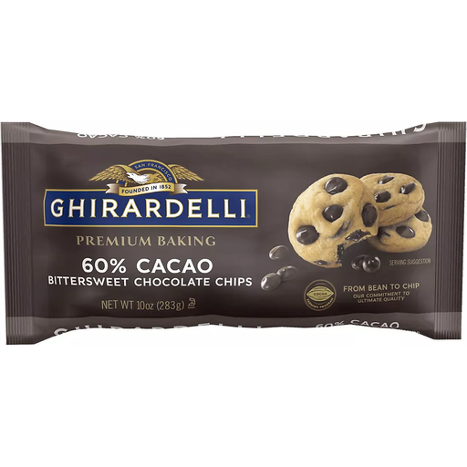 Ghirardelli 60% Bittersweet Choc Chips