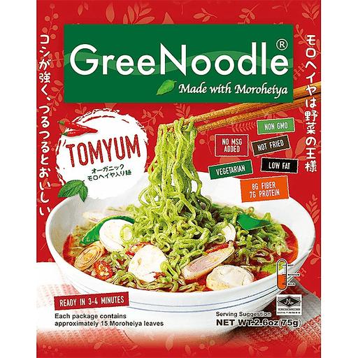 Greenoodle Tom Yum Noodles