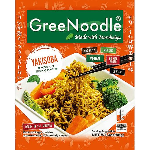 Greenoodle Yakisoba Noodles