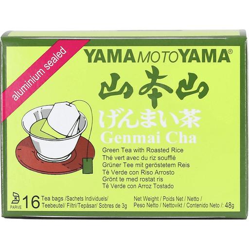 Yamamotoyama Genmaicha Tea Bags
