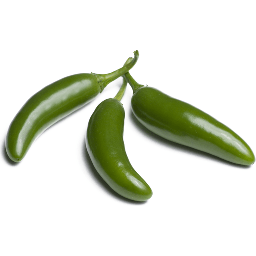Serrano Peppers (Capsicums)