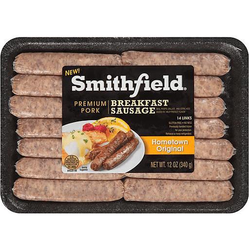 Smithfield Original Sausage Link