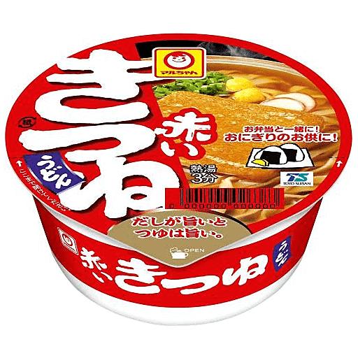 Maruchan Aka Kitsune Udon Cup