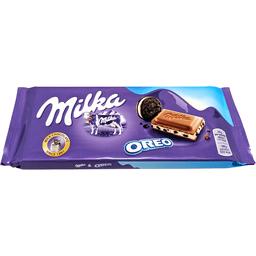 Milka Milk & Oreo