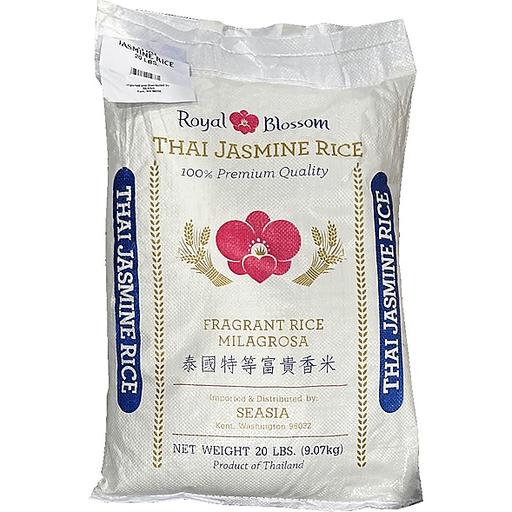 Royal Blossom Thai Jasmine Rice
