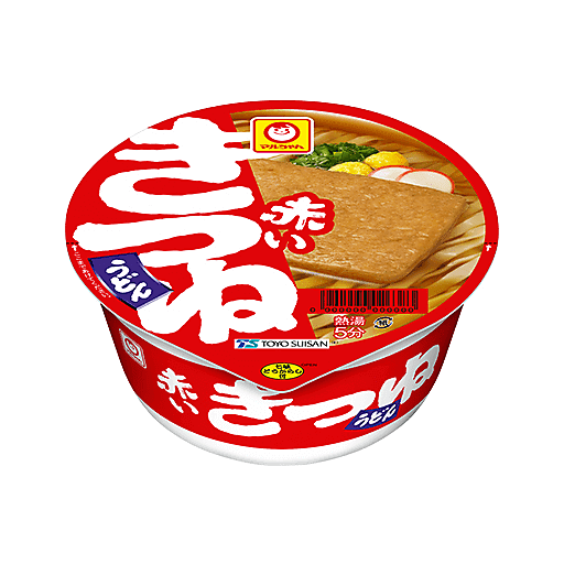 Maruchan Aka Big Kitsune Undon