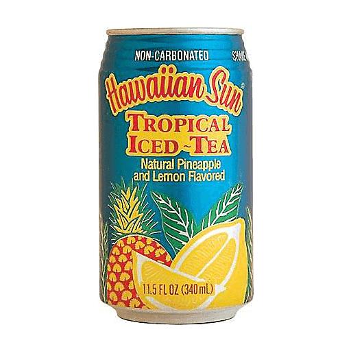 Hawaiian Sun Tropical Iced Tea Drink
