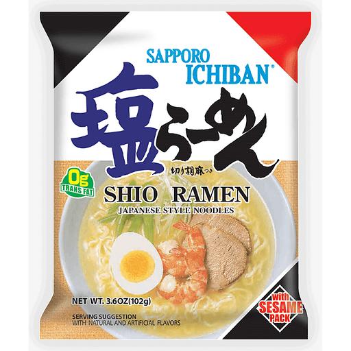 Sapporo Ichiban Ramen - Shio