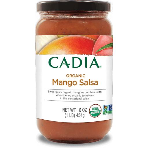 Cadia Organic Mango Salsa