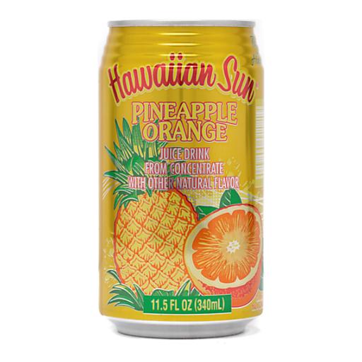 Hawaiian Sun Pineapple Orange Nectar