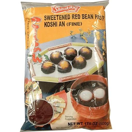 Shirakiku Red Bean Paste Koshi-An