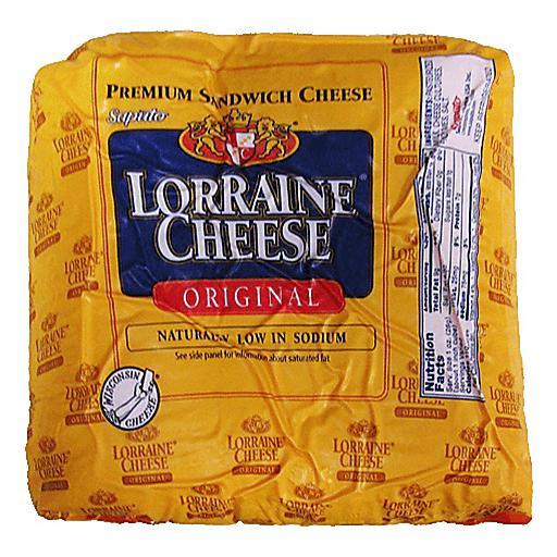 Lorraine Swiss Cheese | Green Way Markets