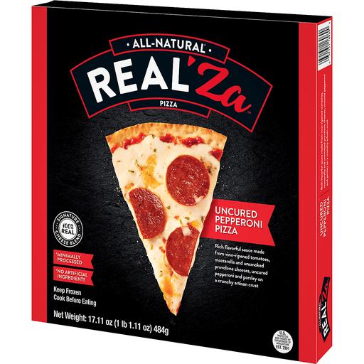 Real'za Pepperoni Pizza